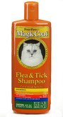 Four Paws Magic Coat Flea and Tick Shampoo for Cats & Kittens 12oz Bottle