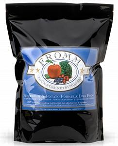 Fromm Whitefish and Potato Formula 15 lb bag Dog Food