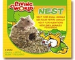 (H168) Living World Sleep 'n Snuggle Hut for Hamsters/Gerbils
