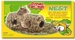 (H169) Living World Sleep 'n Snuggle Home for Hamsters/Gerbils