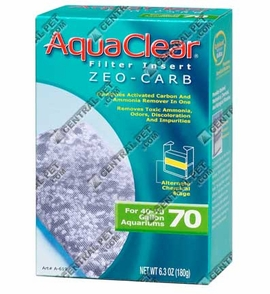Hagen AquaClear 70 ZeoCarb Insert Single Pack
