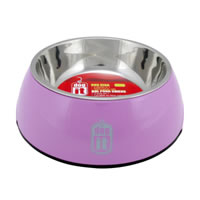Hagen Dogit 2 in 1 Durable Bowl X-Small Pink