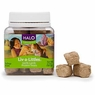 Halo Liv-A-Littles Beef Treats 3 oz bag