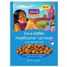Halo Liv-A-Littles Healthsome Select Seafood Combo Flavored Cat Treats 3 oz