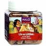 Halo Pets Liv-A-Littles Beef Treats 3 oz