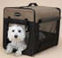 Home and Away Portable Crate for Medium and Large Dogs