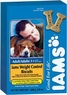 Iams® Adult Weight Control Biscuits 24 oz.