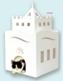 Kitty Castle - Royal living for your feline!