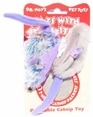 Kong� Cats With An Attitude� Purple Frosty/Grey Mice
