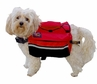 Kyjen Outward Hound Quick Release Dog Backpack Small