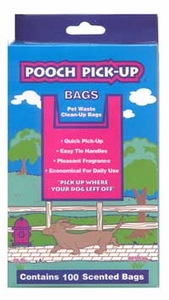 Kyjen Pooch Pick-Up Bags 100 ct