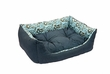 Lila Pattern Sofa Bed Small