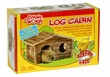 Living World Wooden Log Cabin, Large