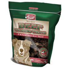 Merrick Beef Canine Filet Training Treats 4.5 oz. 12 Pack
