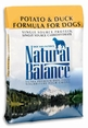 Natural Balance Potato & Duck Dry Dog Food 5 lb Bag