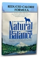 Natural Balance Reduced Calorie Formula Dog Food