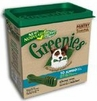New Greenies Pantry Packs 27 oz Boxes