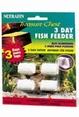 Nutrafin 3 Day Treasure Chest Holiday Fish Feeder (4/Pack)