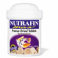 Nutrafin Max Freeze Dried Tablets 1.59 oz