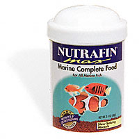 Nutrafin Max Marine Complete Food, 2.4 oz.