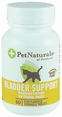 Pet Naturals Bladder Support For Cats 60 Tabs