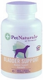 Pet Naturals Bladder Support for Dogs 90 Tabs