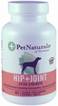 Pet Naturals Hip & Joint Extra Strength For Dogs 120 Tabs