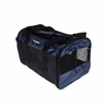 Pet Voyage Medium Sport Pet Carrier in Navy Blue