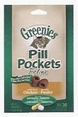 Pill Pockets for Cats Chicken Flavor for Capsules and Tablets 1.6oz Bag
