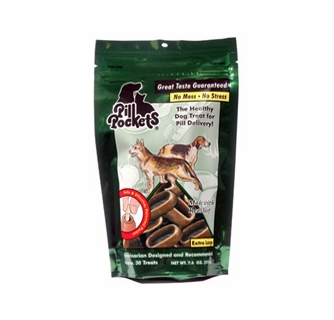 Greenies 3 Pack of Feline Chicken Flavored Pill Pockets 1.6 Ounces Per Pack