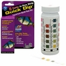 Quick Dip Aquarium Multi-Test Kit by Jungle - 6 tests in 1 25 ct.