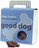 Sojos Good Dog Blueberry Cobbler Treats 8 oz.