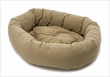 "The Dog Gone Smart Bed - Donut Pet Bed with Nanotechnology Large (42"" L x 32"" W)"