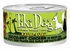 Tiki Dog Kauai Luau Succulent Chicken on Brown Rice in Lobster Consomme Canned Dog Food Case of 12 / 2.8oz Cans