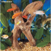 Underwater Galleries Ornament Driftwood Arch Large
