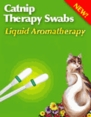 Veterinarian's Best Catnip Therapy Swabs  Cat Swab 24 ct.