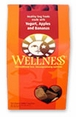 Wellness Wellbar Yogurt, Apples and Bananas 50 oz Box