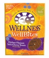 Wellness WellBites Chicken and Venison Soft and Chewy 8oz bag