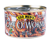 Zoo Med® Can O' Worms 1.2 oz #ZM-42