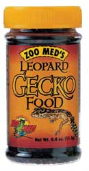 Zoo Med® Leopard Gecko Food 0.4 oz #ZM-14