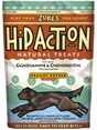 Zukes Hip Action Peanut Butter Flavor Treats 1 lb Bag