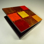 Brazilian Keepsake Jewelry Box (grid)