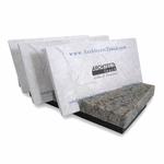 Business Card Holder (Dark Grey Granite)