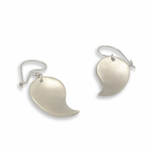 Echo Earring (18k white gold)