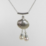 Gifts for Mothers:  Pearl and Shell Necklaces