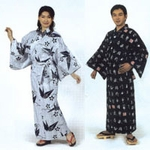YUKATA: Japanese Cotton Robes