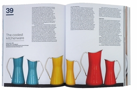 Featured spread is reproduced from '101 Danish Design Icons.'