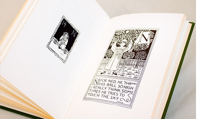 A beautiful facsimile of the classic Victorian children's primer