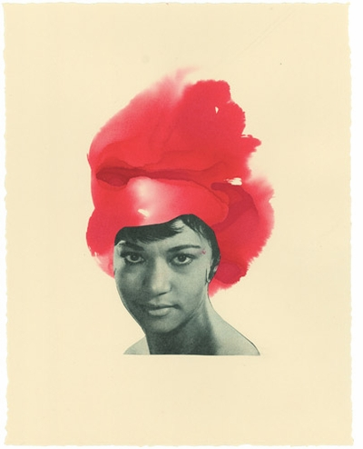 A Lorna Simpson moment