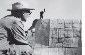 "Featured image, ""Corbusier in Chandigarh,"" is reproduced from the chapter, <I>What One Learned from Corbusier</I>."